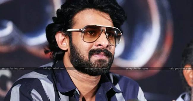 Prabhas Plans A Surprise For Fans On His Birthday
