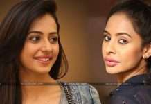 Social Media Users Comment On Actress Rakul Preet Singh