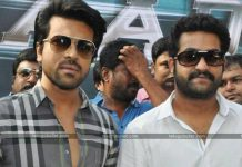 NTR And Charan Booked For Ten Months