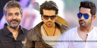 Jr NTR RamCharan Rajamouli RRR Multi Starrer Movies