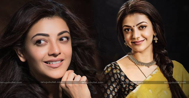 Kajal Agarwal Is Busy With Tamil And Telugu Movies