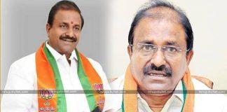 BJP MLC Somu Veerraju Comments On Chandrababu Naidu