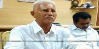 Varada Rajulu Reddy Controversial Comments On CM Ramesh