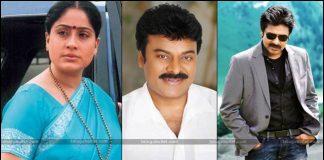 Vijayasanthi Hot Comments About Cheeranjeevi Pawan