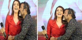 chota k naidu kisses with kajal aggarwal