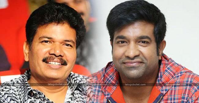 comedian vennela kishore And Shankar