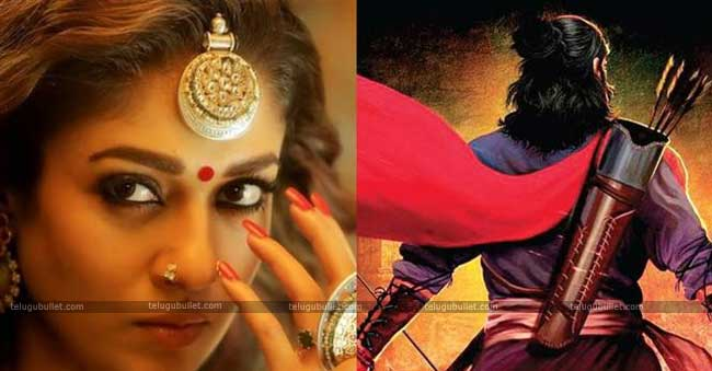 nayanthara in sye raa dates not confirmed