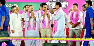 50 Seats Enough For TRS To Grab Power