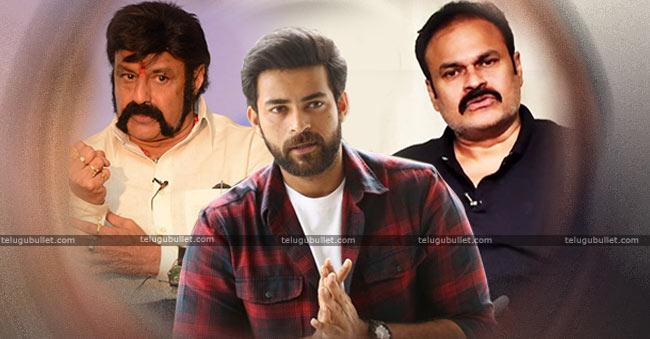 Balayya Fans Targets Varun Tej Anthariksham Movie