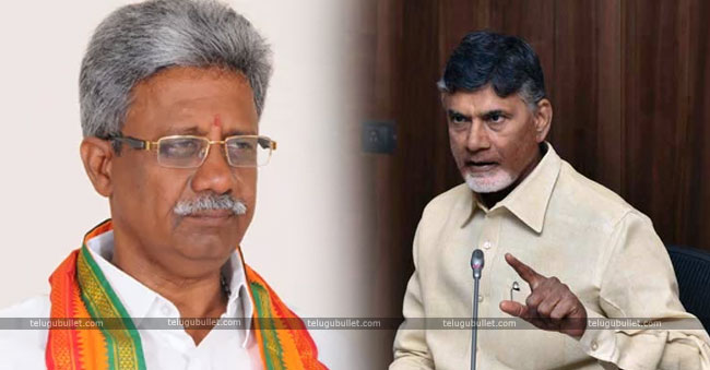 CBN Counter To Manikyala Rao