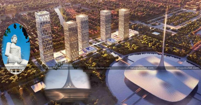 Chandrababu Naidu To Lay Foundation For First Permanent Structure In Amaravati