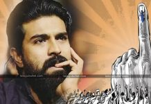 Feeling Disappointed For Unable Cast My Vote Ram Charan Posts