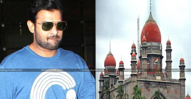 High Court Status Quo Orders Over Prabhas Guest House Case