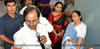 KCR Federal Front Gets Scock