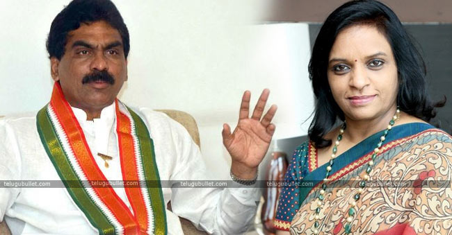 Lagadapati Rajagopal Wife Campaign For Trs Party