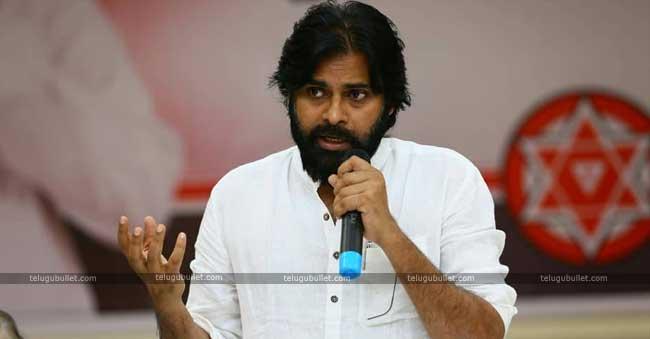 Pawan Kalyan Sensational Comments On Ysrcp In Vijayawada