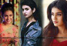 Priya Prakash Varrier Latest Photos