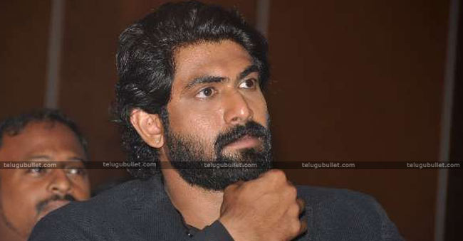 Rana Hiranyakashipu Movie On Sets In January