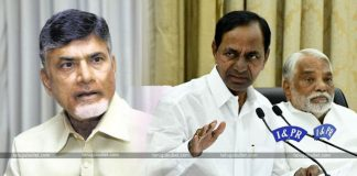 Reason Behind KCR Criticising Chandrababu