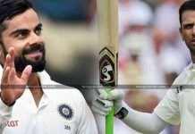 Virat Kohli Breaks Rahul Dravids 16 Year Old Record