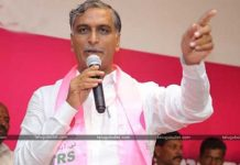 TRS Divided Into Two Groups Supporters Of Harish Rao Get Irritated