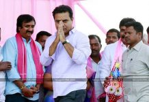 KTR Working Precedent In Telangana