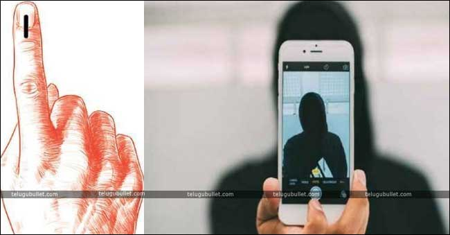 Telangana Youth Arrested For Taking Selfi In voting