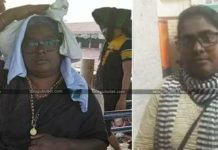 36 Years Old Woman Dyes Hair Grey Claims She Entered Sabarimala Temple