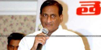 Actor Krishna Brother Quits YSRCP
