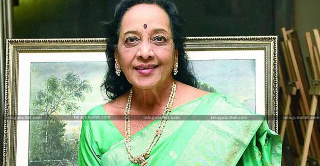 Actress Jamuna About Mega Star Chiranjeevi