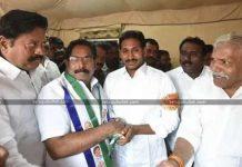 BC Leader Buddha Nageswara Rao Joins YSRCP