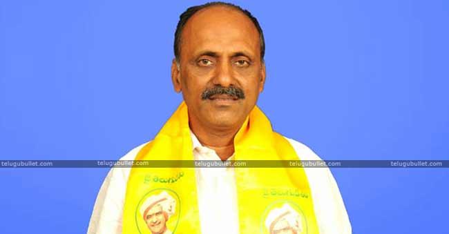 Rajampet MLA Meda Mallikarjuna Reddy Suspended From TDP