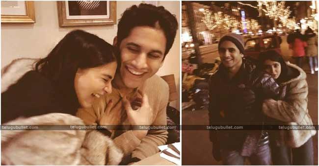 Naga Chaitanya And Samantha Majili Movie Location Photos