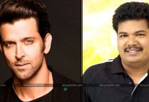 Tamil Director Shankar Plans A Hrithik Roshan In New Movie