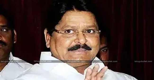 Telangana Congress Suspends Former Union Minister