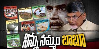 YSRCP Campaign Against Chandrababu