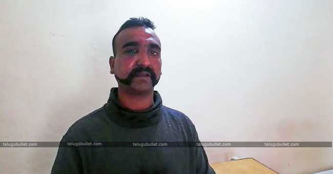 Abhinandan To Be Released Tomorrow