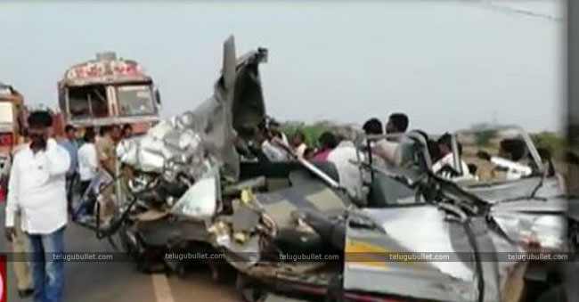 Accident At Kotla Convoy
