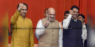 Amit Shah Finally Won Over Shiv Sena LK Advani Was Tougher