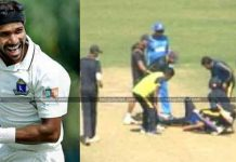 Bengal Pacer Ashok Dinda Suffers Injury After Ball Hit On Head During Practice Match