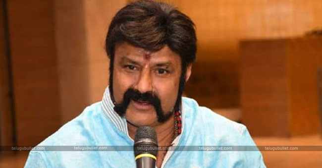 Boyapati Balayya Movie New Update