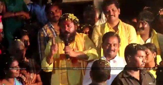 Chintamaneni Prabhakar Controversial Comments Dalits