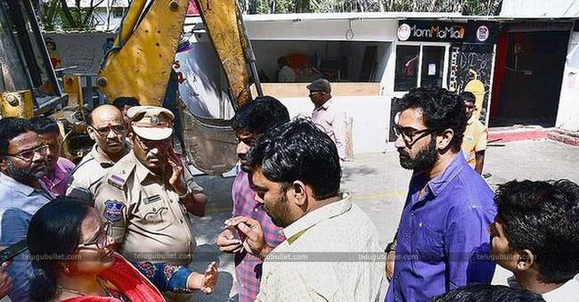 GHMC Shocks Taraka Ratna