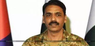 IAF Pilot Strucked At Pak