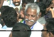 Paritala Ravindra Follower Vepakunta Rajanna Joins Ysrcp