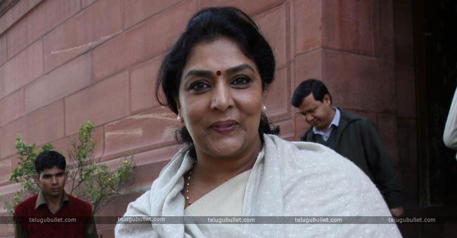 Renuka chowdary to leave Congress party