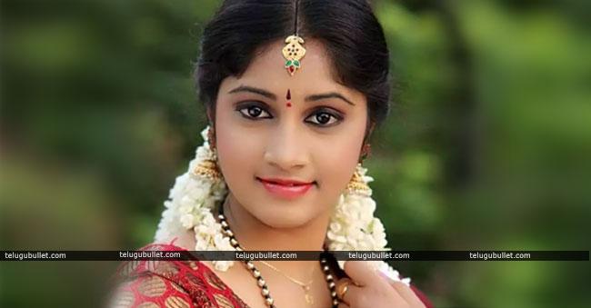 Telugu Serial Actress Suicide