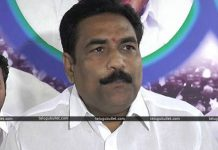 Katam Reddy Sridhar Reddy Arrested