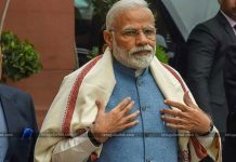 Modi To Visit Visakhapatnam Today