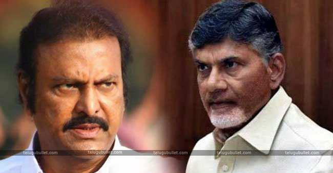 Mohan Babu Comments On AP CM